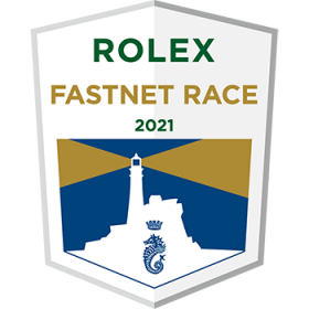 Rolex Fastnet 2021 Official Race Logo