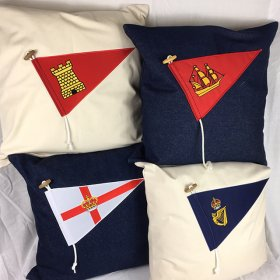 Yachting Cushions & Bags