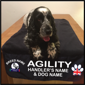 Agility Dog Blanket