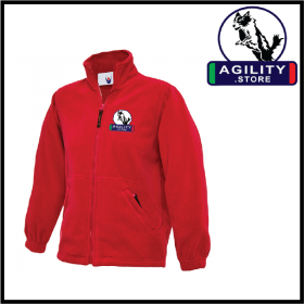 Agility Child Full Zip Fleece (UC603)