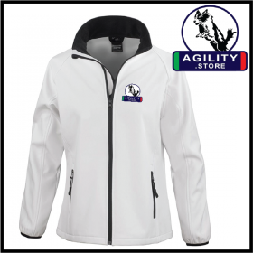 Agility Ladies Softshell Jacket 2ply (R231F)