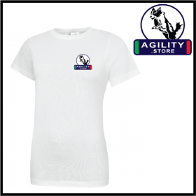Agility Ladies Classic T-Shirt (UC318)