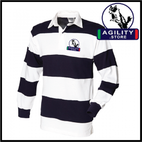 Agility Striped Rugby Shirt (FR08M)