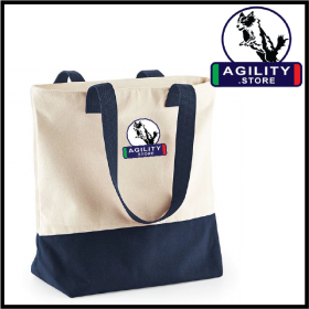 Agility Two-Tone Tote Bag (BG683)