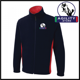 Agility Two-Tone Fleece Jacket (UC617)