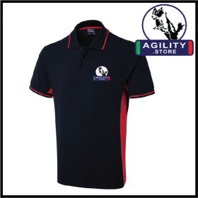 Agility Two-Tone Polo Shirt (UC117)