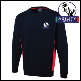 Agility Two-Tone Sweat Shirt (UC217)