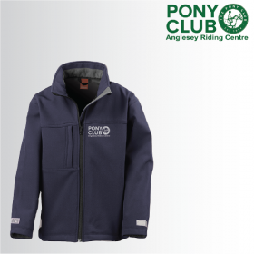 PC Child Softshell Jacket 3ply (R121J)