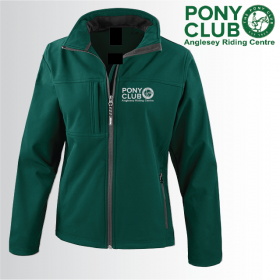 PC Ladies Softshell Jacket 3ply (R121F)