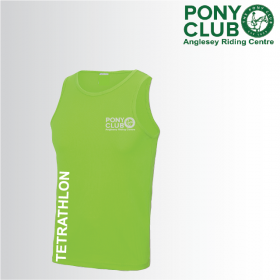 PC Child Tetrathlon Cool Plus Running Vest (JC071)