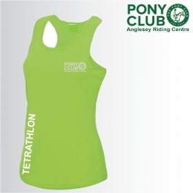 PC Ladies Tetrathlon Cool Plus Running Vest (JC015)