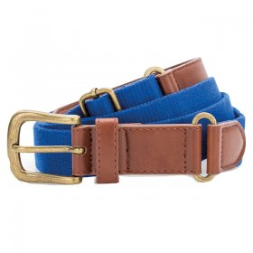 Canvas Buckle Belt
