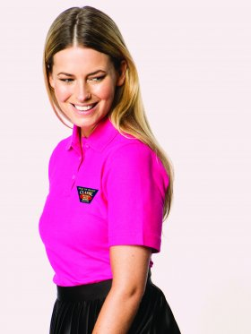 IW Beer & Buses Ladies Polo Shirt