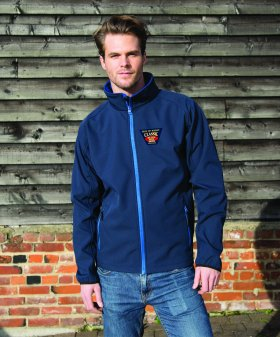 IW Beer & Buses Softshell Jacket