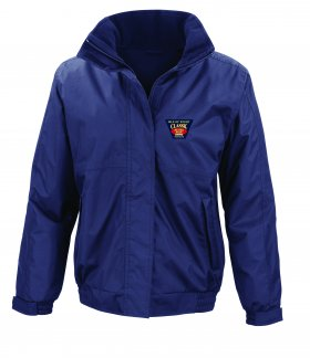 IW Beer & Buses Waterproof Jacket