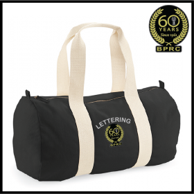 BPRC Canvas Organic Barrel Bag (WM814)