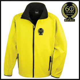 BPRC Mens Softshell Jacket 2ply (R231M)