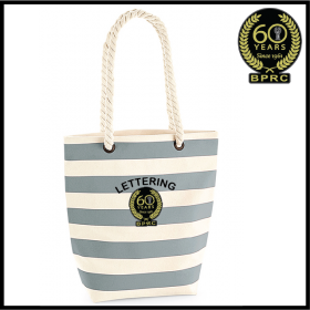 BPRC Nautical Tote Bag (WM685)