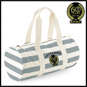 BPRC Nautical Barrel Bag (WM688)