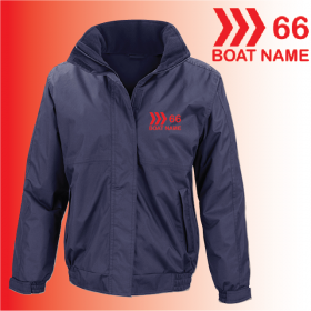 OW Ladies Channel Waterproof Jacket (R221F)