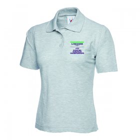 EEC2019 - Ladies Polo Shirt with BACK LIST