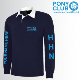PC Classic Rugby Shirt (UC402)
