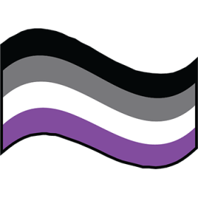 ASX001 - Asexual Embroidered Emblem