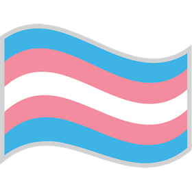 TRG001 - Transgender Embroidered Emblem