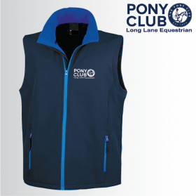 PC Mens Softshell Gilet 2ply (R232M)