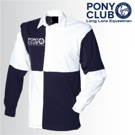 PC Quartered Rugby Shirt (FR02M)