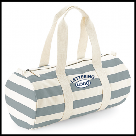 Nautical Barrel Bag (WM688)