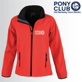 PC Ladies Softshell Jacket 2ply (R231F)