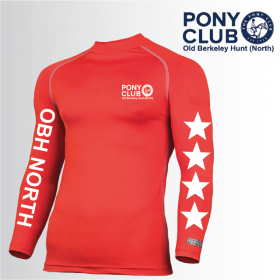 PC Unisex XC Baselayer Top - 4 Stars (RH001)