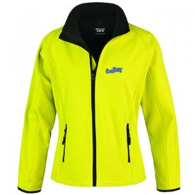 OD Ladies Softshell Jacket 2ply (R231F)