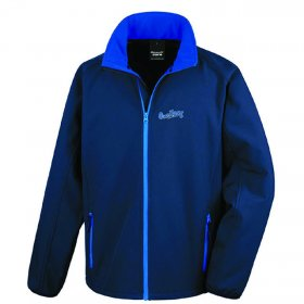 OD Mens Softshell Jacket 2ply (R231M)