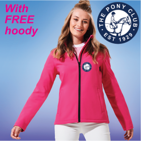 PC Ladies Softshell Jacket with FREE HOODY (R231F)