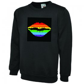 Pride Slogan Kids Sweat Shirt