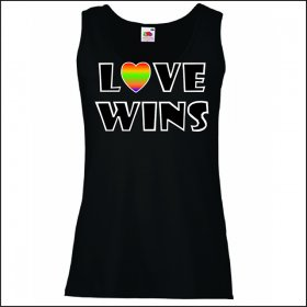 Pride Slogan Ladies Vest
