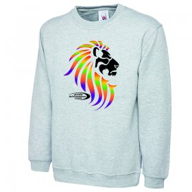 Pride Slogan Sweat Shirt