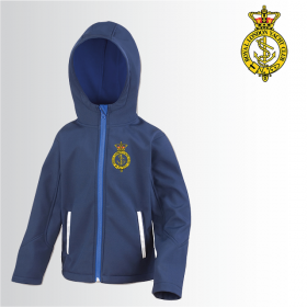 Child Hooded Softshell Jacket (R224J)