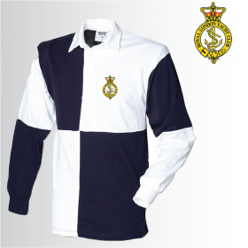 Quartered Rugby Shirt (FR02M)
