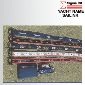 OW Yacht Club Belts