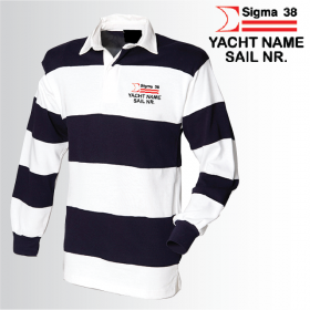 OW Striped Rugby Shirt (FR08M)