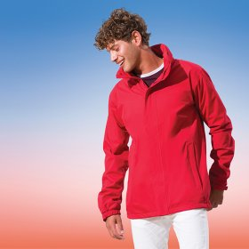 Waterproof Mens Shell Jacket