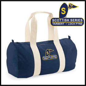 ScotS Canvas Organic Barrel Bag (WM814)