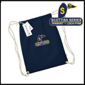 ScotS Canvas Organic Gymsac (WM810)
