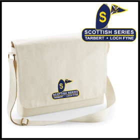 ScotS Canvas Messenger Bag (WM350)