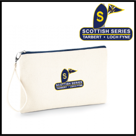 ScotS Canvas Wristlet Pouch (WM520)
