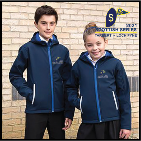 SS2021 Child Hooded Softshell Jacket (R224J)