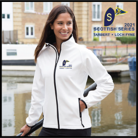 SS2021 Ladies Softshell Jacket 2ply (R231F)
